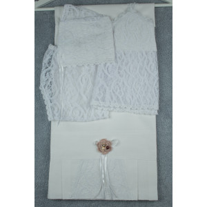 Λαδόπανο Sweet Baby (Κωδ.0233) (+20€ στο πακέτο βάπτισης)