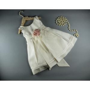 Ολοκληρωμένο πακέτο βάπτισηs με αυτό το φόρεμα (S&N by Bomboniera Κωδ.088-11)   Με βαλίτσα rain η παγκάκι θρανίο Δωρεάν μεταφορικά!!!