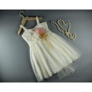 Ολοκληρωμένο πακέτο βάπτισηs με αυτό το φόρεμα (S&N by Bomboniera Κωδ.089-11)   Με βαλίτσα rain η παγκάκι θρανίο Δωρεάν μεταφορικά!!!