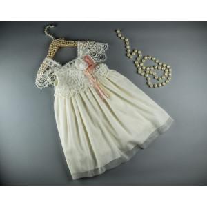 Ολοκληρωμένο πακέτο βάπτισηs με αυτό το φόρεμα (S&N by Bomboniera Κωδ.093-11)   Με βαλίτσα rain η παγκάκι θρανίο Δωρεάν μεταφορικά!!!