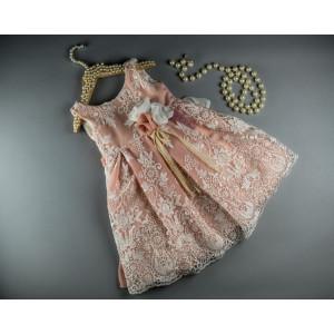 Ολοκληρωμένο πακέτο βάπτισηs με αυτό το φόρεμα (S&N by Bomboniera Κωδ.094-11)   Με βαλίτσα rain η παγκάκι θρανίο Δωρεάν μεταφορικά!!!