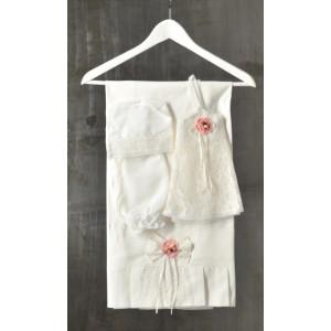 Λαδόπανο sweet baby (Κωδ.719-1) +18€ στο πακέτο βάπτισης (κωδ.προμ 481)