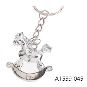 Μπρελόκ Αλογάκι Μεταλλικό (Α1539)