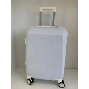Βαλίτσες ταξιδιού ΒΑΛ1 Off White narlis.gr