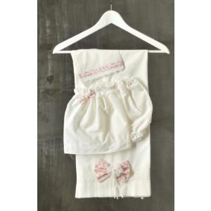 Λαδόπανο sweet baby (Κωδ.732-1) +10€ στο πακέτο βάπτισης(κωδ.προμ 481)