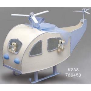 Ελικόπτερο ξύλινο Κωδ.Κ238