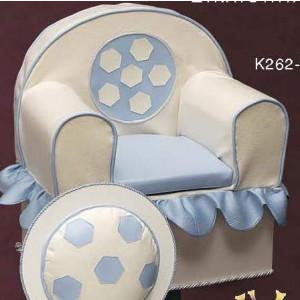 Πολυθρόνα δερματίνη μπάλα Κωδ.Κ262