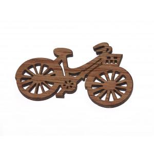 Μπομπονιέρες Βάπτισης Ξύλινο Ποδήλατο ΝΚ311 Nuova Vita