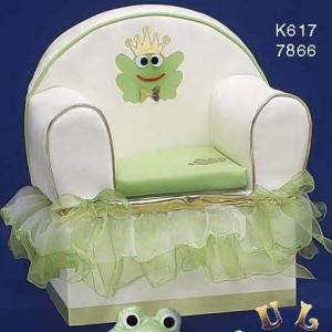 Πολυθρόνα δερματίνη βάτραχος Κωδ.Κ617