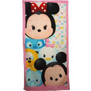 Πετσέτα Θαλάσσης Tsum Tsum Disney 200.506.109