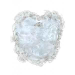 Μούσι - Γενειάδα Αγ.Βασίλη (Λευκό) (Κωδ.181.01.011)