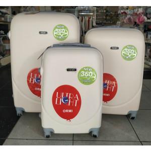 Βαλίτσα ταξιδιού or-mi  (κωδ.274-1)  Μεγάλη 74χ47χ28εκ. (Δωρεάν μεταφορικά Μόνο για λίγο!!!!!!!!)