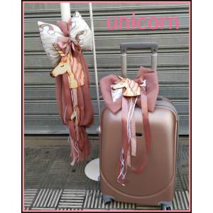Λαμπάδα χειρός unicorn MAK40001