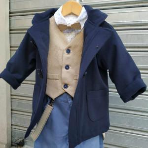 Ολοκληρωμένο σετ βάπτισης αγόρι  Carrousel  3276-1  Με βαλίτσα rain η θρανίο παγκάκι!!!!
