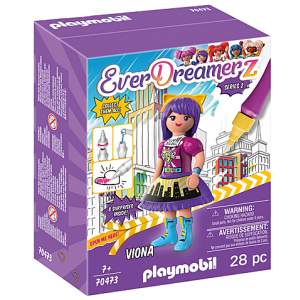"Playmobil Βιόνα ""Comic World"" 70473"