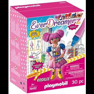 "Playmobil Ροζαλία ""Comic World"" 70472"