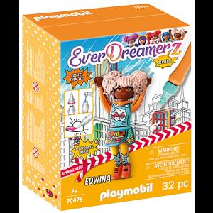 "Playmobil Εντουίνα ""Comic World"" 70476"