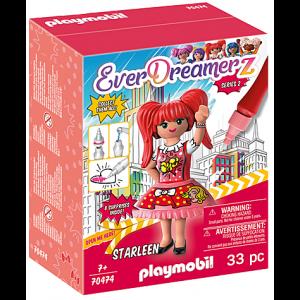 "Playmobil Σταρλίν ""Comic World"" 70474"