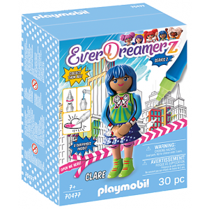 "Playmobil Κλάρα ""Comic World"" 70477"