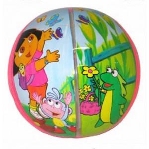 Μπάλα Φουσκωτή Dora 30cm (Κωδ.214.01.036)