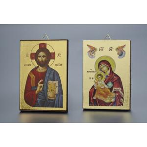 Μπομπονιέρες Γάμου Βάπτισης Εικόνες.ΑΡ2  Nuova Vita