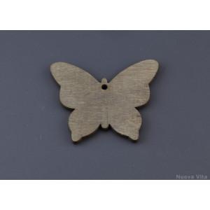Ξύλινη Πεταλούδα (Nuova Vita) (Κωδ.NU1624B)