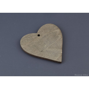 Ξύλινη Καρδιά  (Nuova Vita) (Κωδ.NU1624HE)