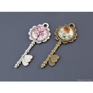 Μεταλλικό Κλειδί (Nuova Vita) (Κωδ.NU1604)