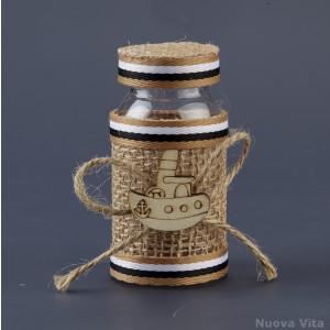 Μπουκαλάκι με Καραβάκι (Nuova Vita) (Κωδ.D17-56A)