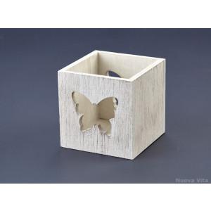 Ξύλινο Ρεσώ Πεταλούδα (Nuova Vita) (Κωδ.ZL15E911B)
