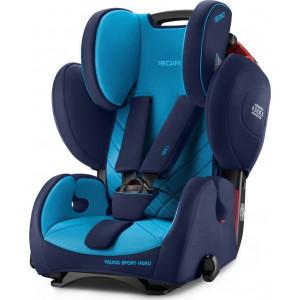 Παιδικό κάθισμα αυτοκινήτου Recaro Young Sport Hero Xenon Blue.narlis