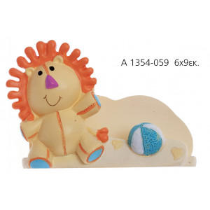 Μπομπονιέρα Λιοντάρι Α1354