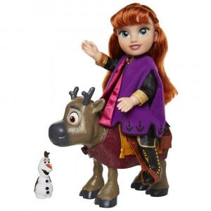 Frozen II - Κούκλα Άννα, Σβεν & Όλαφ (FRN92000)