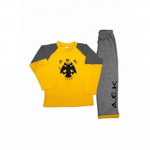 Πυζάμα AEK Παιδική 200.68.003