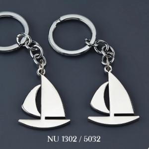 Μπουμπουνιέρες Μπρελόκ Καράβι Μεταλλικό (Nuova Vita) (Κωδ.NU1302)