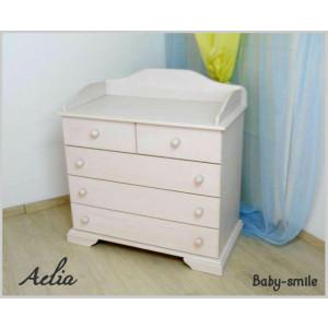 Συρταριέρα Baby Smile Aelia (Ρωτήστε για την προσφορά) (00279)