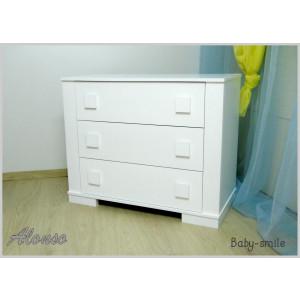 Συρταριέρα BabySmile Alonso (Ρωτήστε για την προσφορά) (00299)
