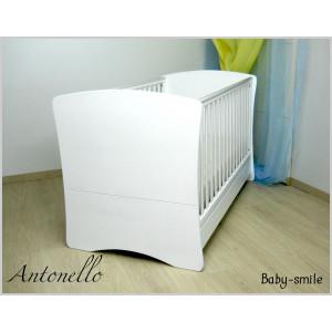 Κρεβάτι baby-smile Antonello (Ρωτήστε για την προσφορά) (00265)