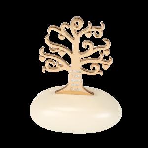 Μπομπονιέρα Γάμου Δέντρο της Ζωής με Ευχές σε Βότσαλο 82006-190 Andronidis Ζητήστε προσφορά !!!!