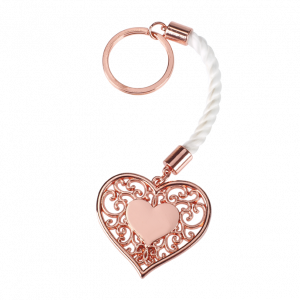 Μπομπονιέρα Γάμου-Βάπτισης Vintage Καρδιά Μπρελόκ  82016A-120  Andronidis Ζητήστε προσφορά !!!!
