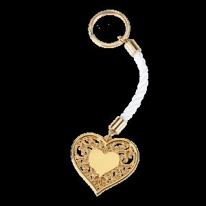 Μπομπονιέρα Γάμου-Βάπτισης Vintage Καρδιά Μπρελόκ  82016-120  Andronidis Ζητήστε προσφορά !!!!