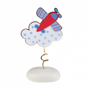 Μπομπονιέρα Βάπτισης Αεροπλανάκι Σύννεφο σε Βότσαλο  8950-220 Andronidis Ζητήστε προσφορά !!!!