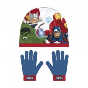 Σκούφος Γάντια Avengers 744.203.004