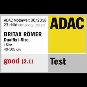 Rome Dual Fix I-Size Adac 2.1