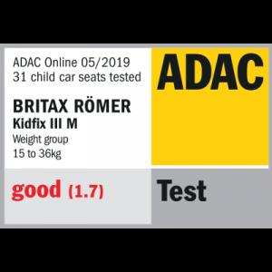 Romer KidFix III M Adac 1.7