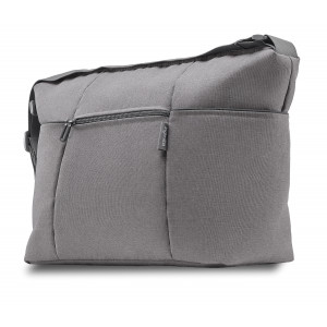 Inglesina Βρεφική Τσάντα Day Bag Stone Grey narlis.gr