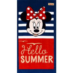 Πετσέτα Θαλάσσης Minnie Disney (Κωδ.200.506.098)