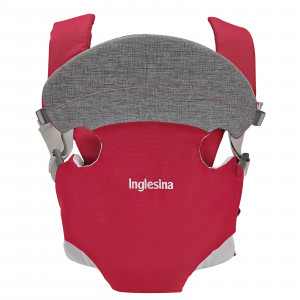 Front Baby Carrier Rosso.(060.50.005)