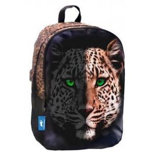 Τσάντα Δημοτικού Animal Planet Λεοπάρδαλη (570672)