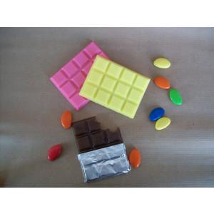 """Μπομπονιέρα Σαπουνάκι (Κωδ.Π70Μ """"Σοκολάτα"""")"""